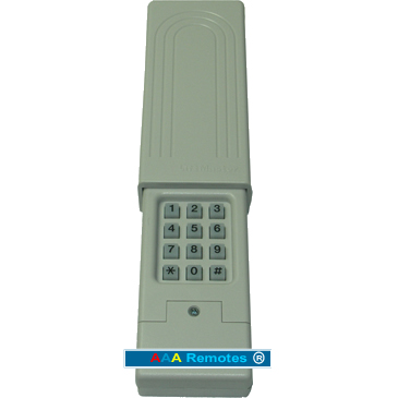 387LM UNIV. WIRELESS KEYLESS