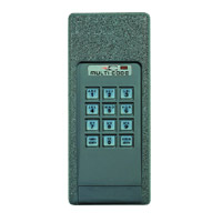 420001 WIRELESS KEYPAD M/CODE