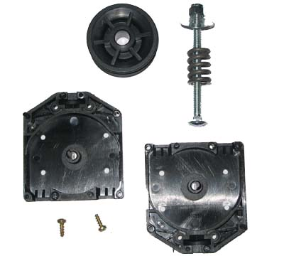 8030432 FRONT IDLER ASSEMBLY