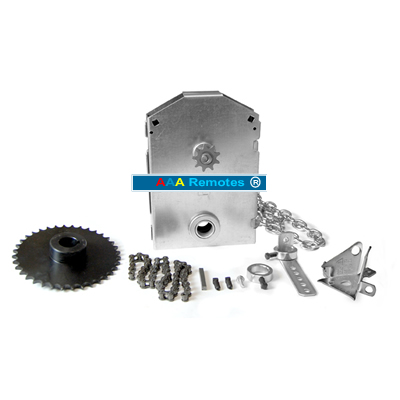 CHS401 HOIST SHAFT MOUNT 4:1JR
