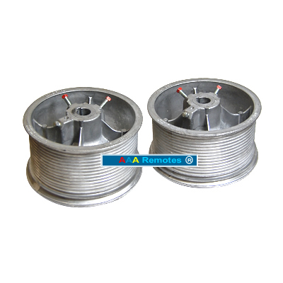 DM32-125/PAIR CABLE DRUM 1-1/4