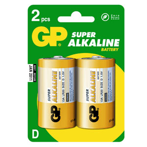GP13A-U2 GP Alakaline Batteries