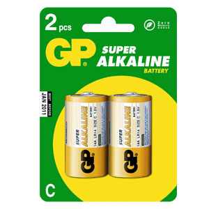 GP14A-U2 GP Alkaline Batteries