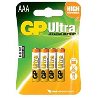 GP15A-U4 GP Alkaline Batteries